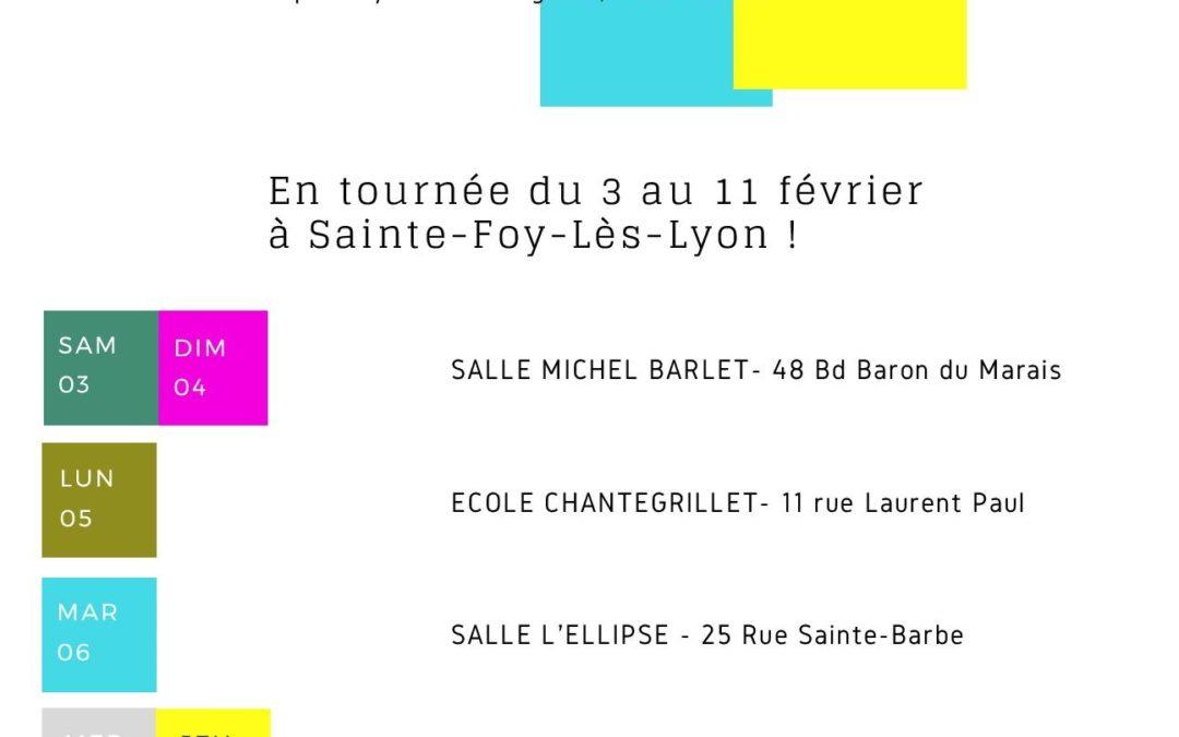 CYRANO – COLLECTIF BIS – Sainte-foy-lès-Lyon